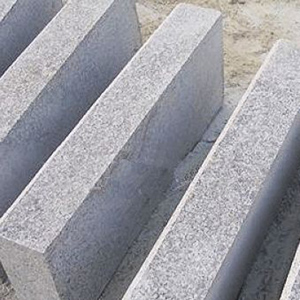 五莲红路牙石石材